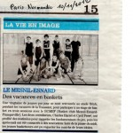 article P Normandie stage 11 2012