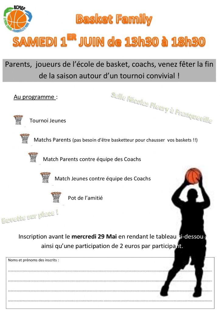 Basket Family
